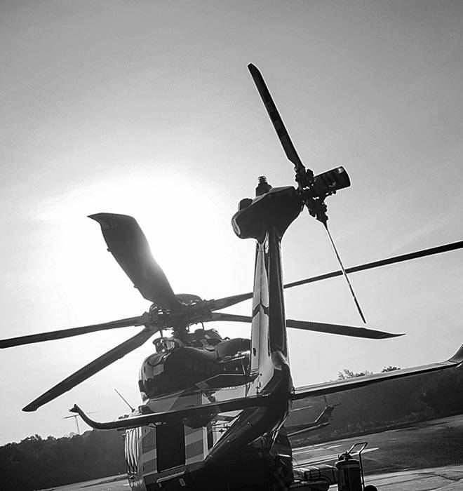 Aviation Services & Helipad On Site
