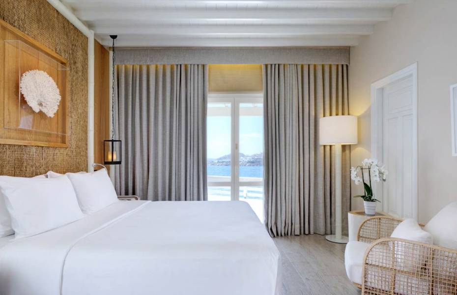 Deluxe Seaview Rooms